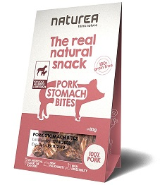 Naturea Snack for Dogs Pork