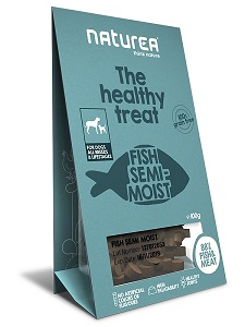 Naturea Treats for Dogs Fish