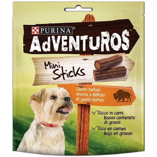 ADVENTUROS ® MINI STICKS