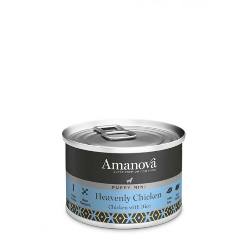 Amanova Dog Puppy Mini Heavenly Chicken