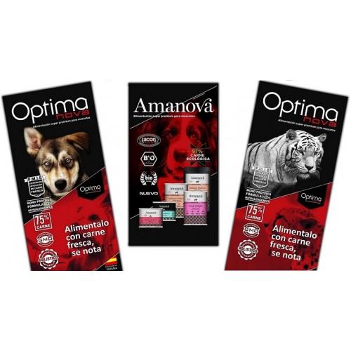 Amanova BIO Cat Salmon SKIN & COAT GRAIN FREE