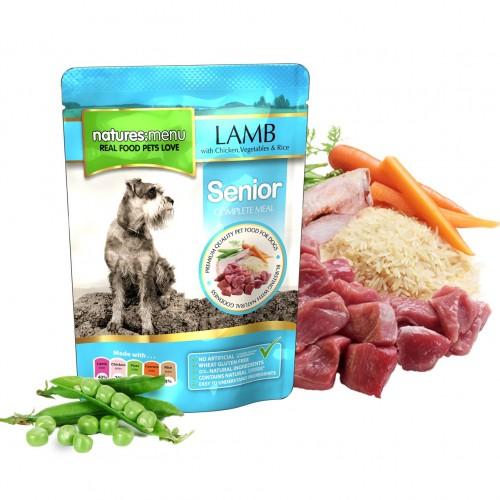 Natures Menu Dog Senior Lamb