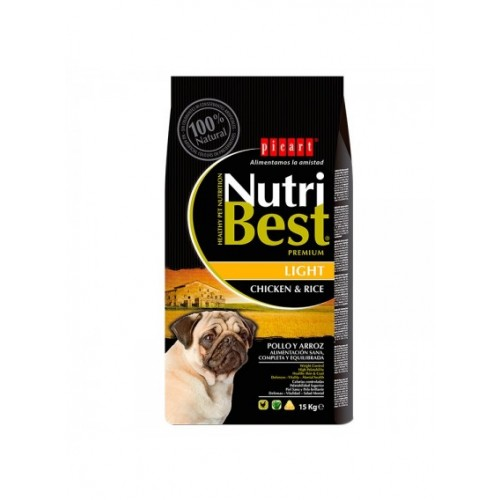 NutriBest Adult Light