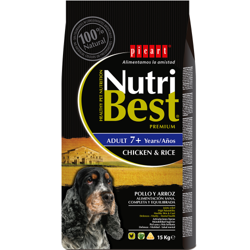 NutriBest Adult Senior