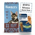 OPTIMA/BANTERS PUPPY CHICKEN & RICE