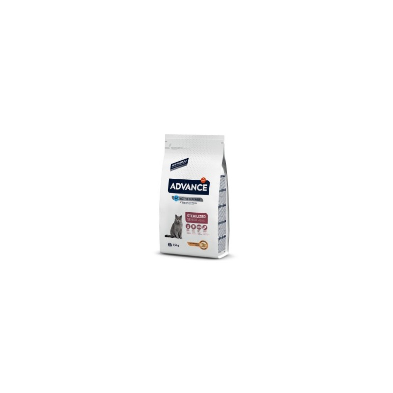 ADVANCE STERILIZED SENIOR 10+