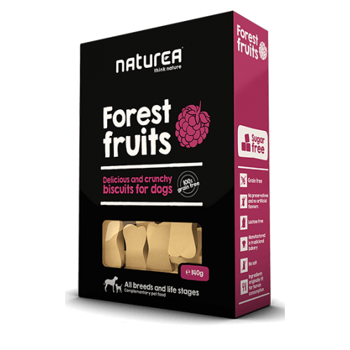 Naturea Biscuits Forest Fruits