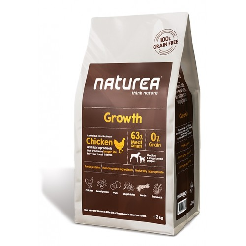 Naturea Growth 12kg