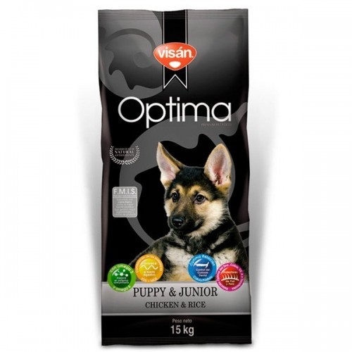 Optima Puppy Galinha 15 kg