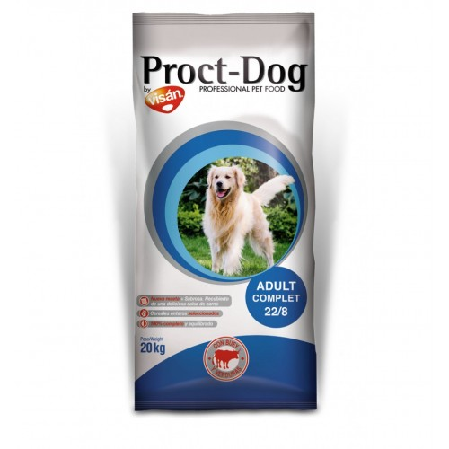 PROCT DOG ADULT COMPLET 20 Kg