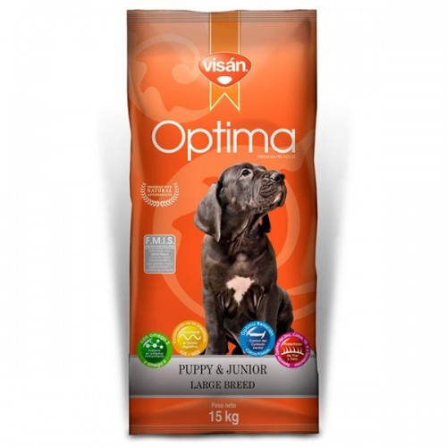 OPTIMA PUPPY LARGE BREED 15kg