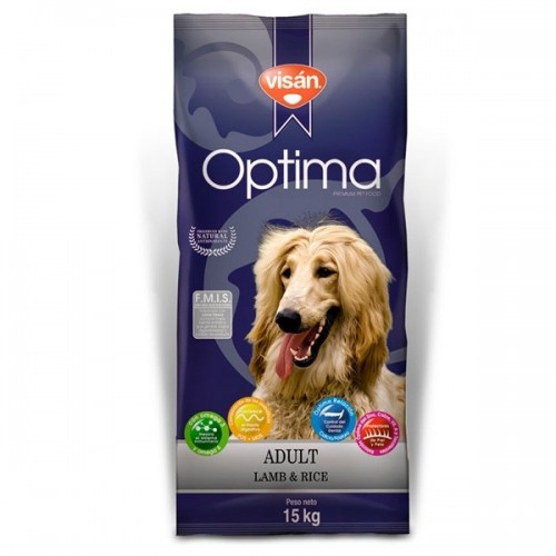OPTIMA ADULT LAMB & RICE 15kg