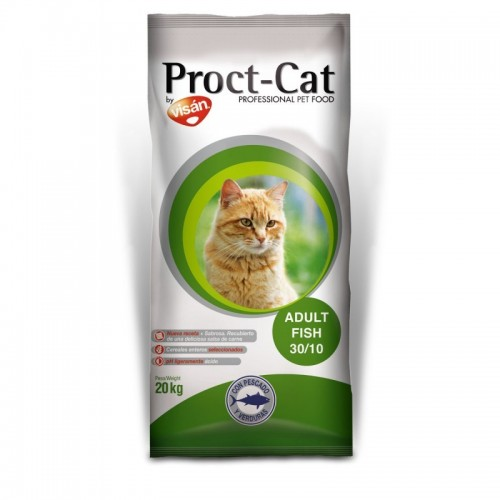 PROCT CAT ADULT FISH 20Kg