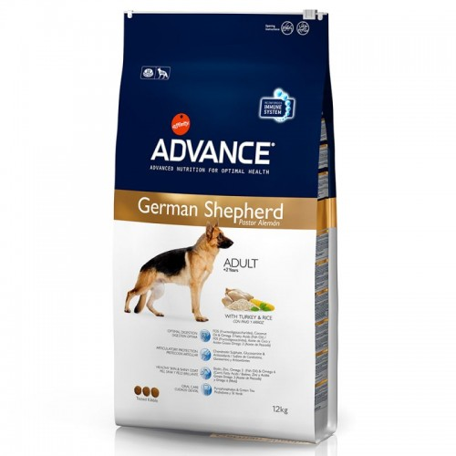 ADVANCE GERMAN SHEPHERD 12Kg