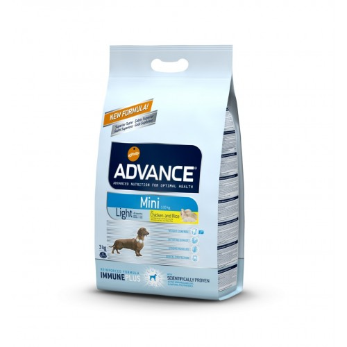 ADVANCE MINI ADULT LIGHT CHICKEN & RICE