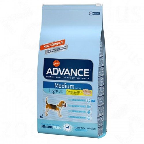 ADVANCE MEDIUM  ADULT LIGHT CHICKEN & RICE
