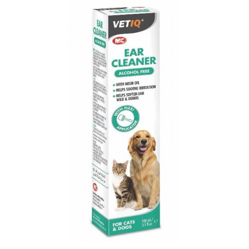 VETIQ - EAR CLEANER 100ml