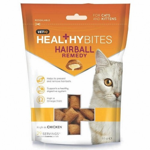 VETIQ - HAIRBALL REMEDY 65gr