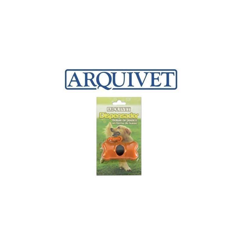 ARQUIVET DISPENSADOR DE SACOS PARA DEJECTOS