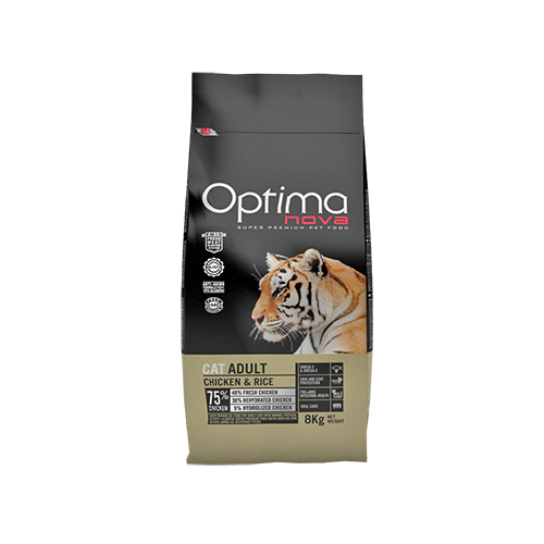 OPTIMA NOVA ADULT CHICKEN & RICE
