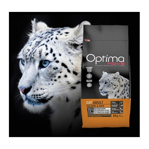 OPTIMA NOVA ADULT SALMOM & RICE