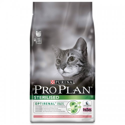 PRO PLAN CAT STERILISED SALMÃO