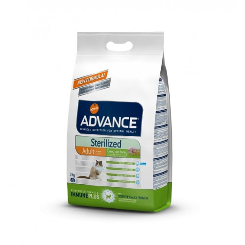 ADVANCE STERILISED TURKEY & BARLEY
