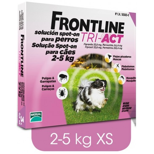 FRONTLINE TRI ACT XS
