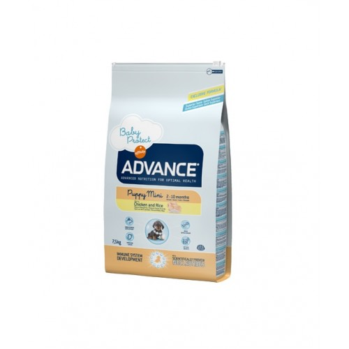 ADVANCE MINI PUPPY PROTECT CHICKEN & RICE