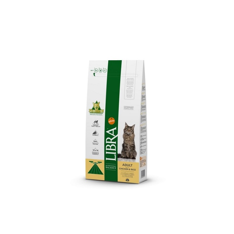 LIBRA ADULT CHICKEN & RICE 15Kg