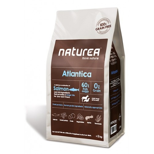 Naturea Atlantica Salmão