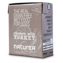 Naturea Chicken & Turkey 375grs