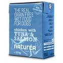 Naturea Chicken With Tuna & Salmon 375grs