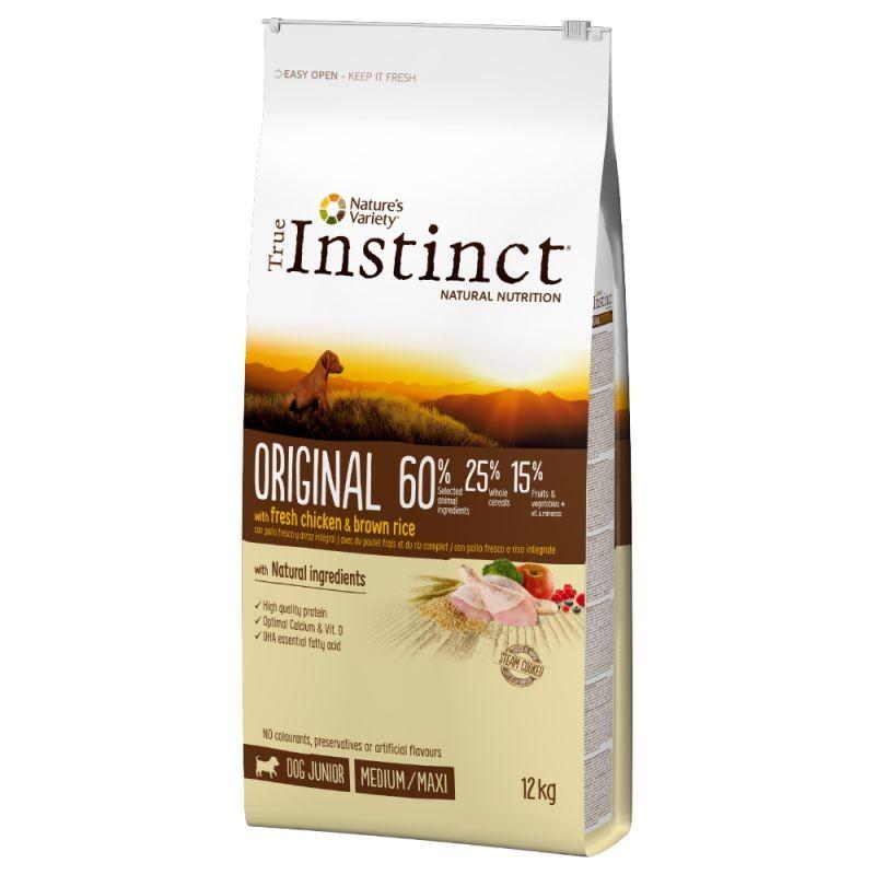 True Instinct Original Medium/Maxi Junior Chicken