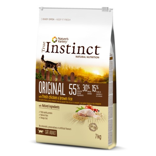 True Instinct Original Cat Adult Chicken