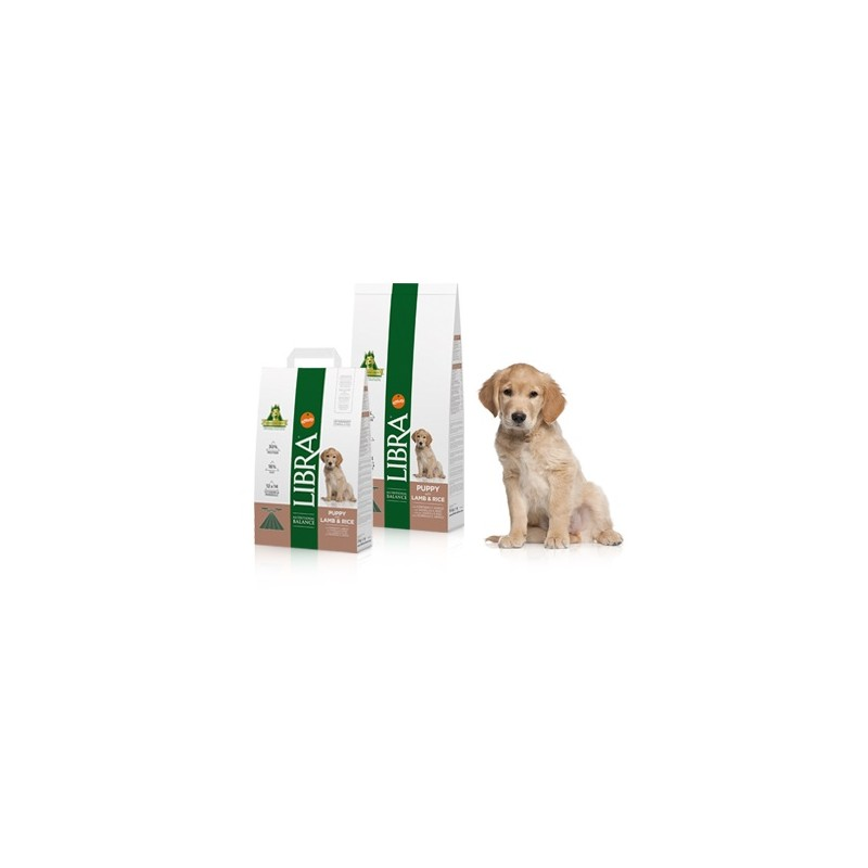 LIBRA PUPPY LAMB & RICE 15Kg