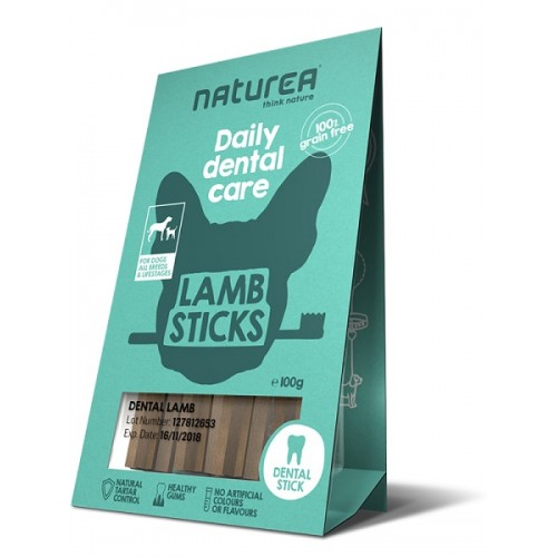 Naturea Dental Sticks Lamb