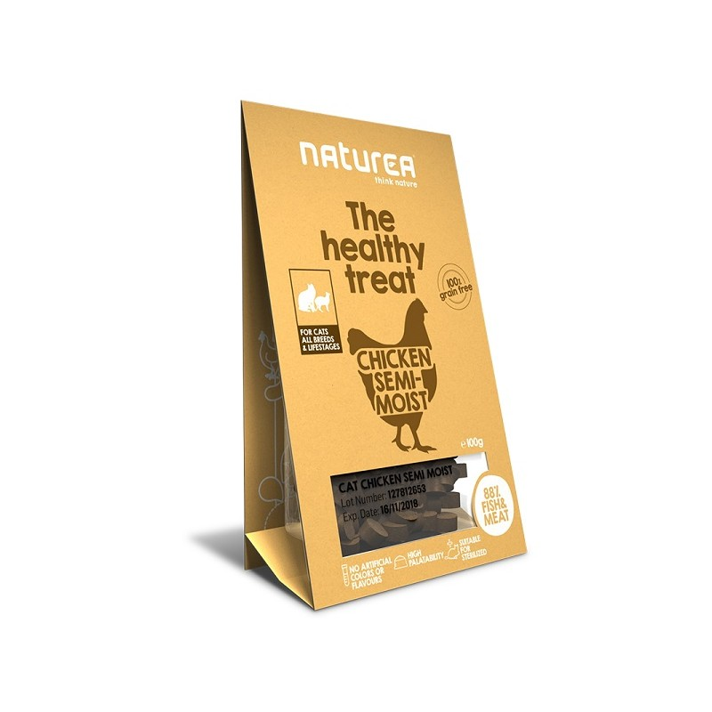 Naturea Treats for Cats Chicken
