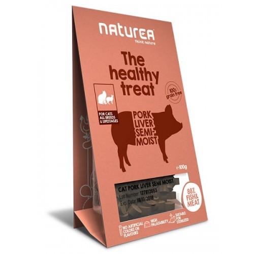 Naturea Treats for Cats Pork