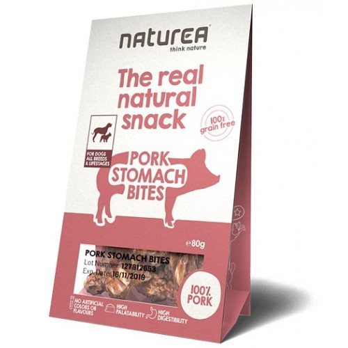 Naturea Snacks for Dogs Pork Stomach