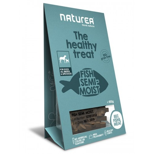 Naturea Treats for Dogs Fish