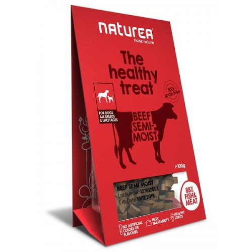 Naturea Treats for Dogs Beef