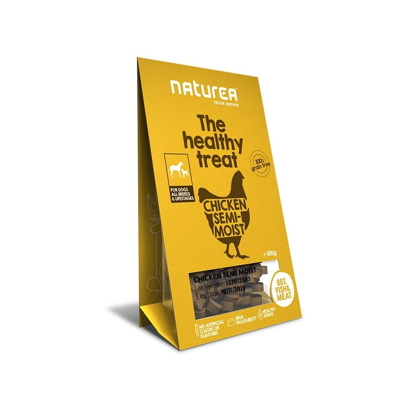 Naturea Treats for Dogs Chicken