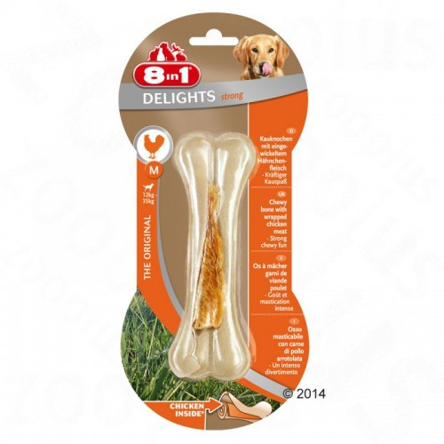 8in1 Delights Strong Bone M