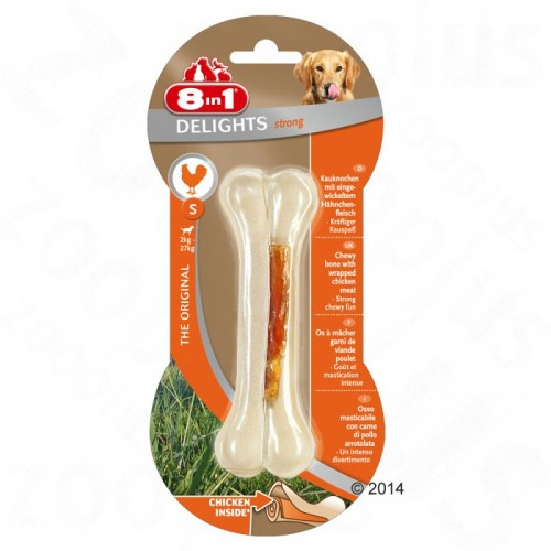 8in1 Delights Strong Bone S